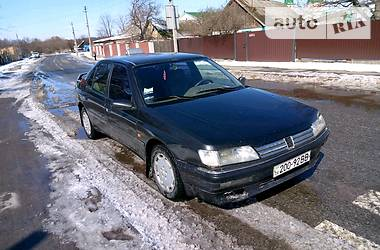 Peugeot 605 1992 в Макарове