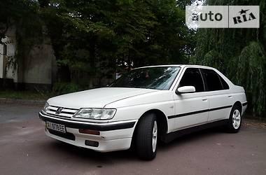 Peugeot 605 1992 в Чернигове