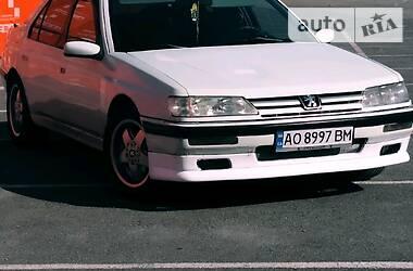 Peugeot 605 1992 в Ужгороде