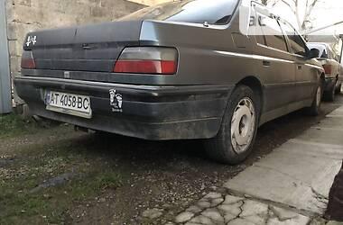 Peugeot 605 1989 в Ивано-Франковске