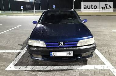 Peugeot 605 1996 в Киеве