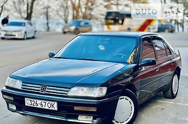 Peugeot 605 1992 в Одесі