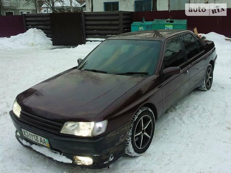 Peugeot 605 VF36BSFZ290745320