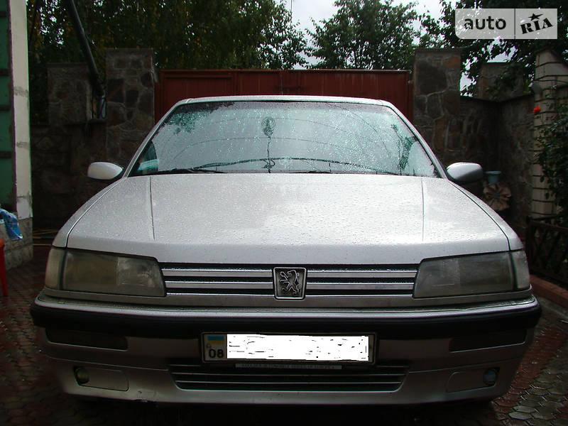 Peugeot 605 1992 в Днепре
