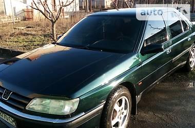 Peugeot 607  1996