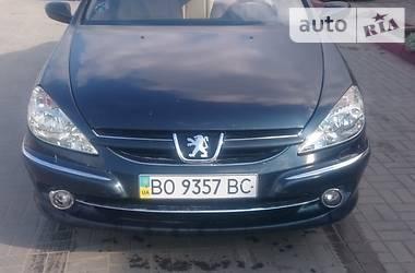 Peugeot 607 2007 в Тернополе