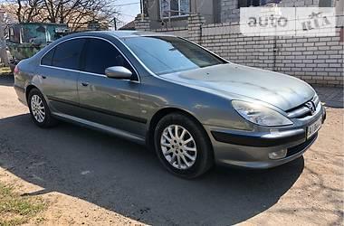 Peugeot 607 2002 в Николаеве