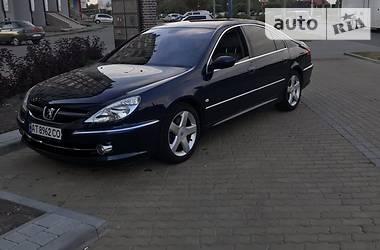 Peugeot 607 2005 в Ивано-Франковске