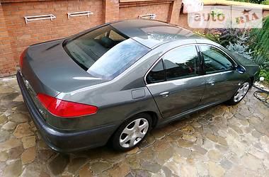 Peugeot 607 2004 в Кельменцах