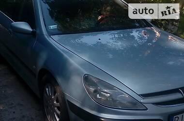 Peugeot 607 2001 в Стрые