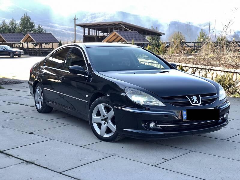 Peugeot 607 2005 в Хусте