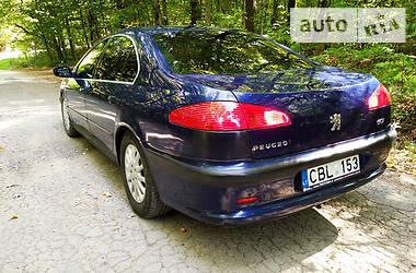 Peugeot 607 2001 в Новой Ушице