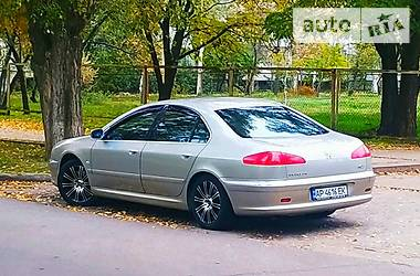 Седан Peugeot 607 2004 в Энергодаре