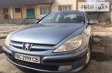 Седан Peugeot 607 2004 в Кам'янці-Бузькій