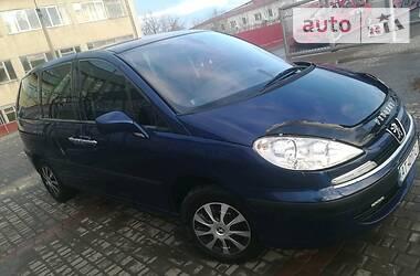 Peugeot 807 2003 в Ивано-Франковске