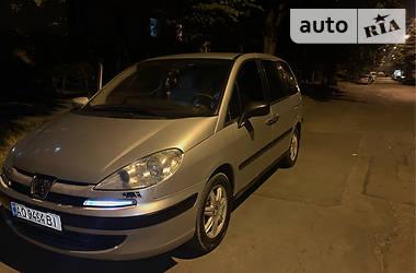 Peugeot 807 2003 в Виннице