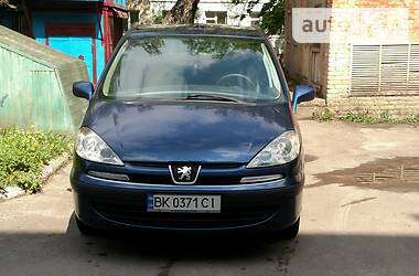 Peugeot 807 2003 в Ровно
