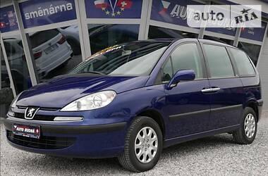 Peugeot 807 2003 в Харькове