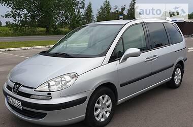 Peugeot 807 2004 в Луцке