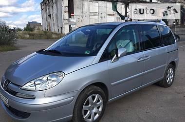 Минивэн Peugeot 807 2006 в Виннице