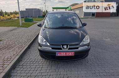 Минивэн Peugeot 807 2007 в Ровно