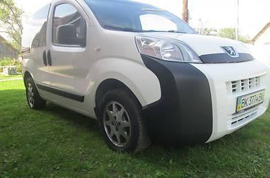 Peugeot Bipper пасс. 2012