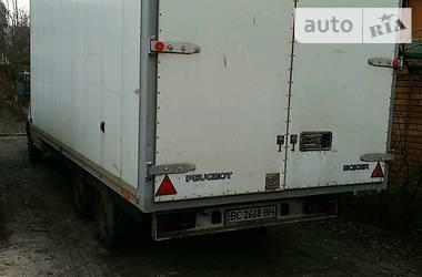 Peugeot Boxer груз. 2000 в Львове