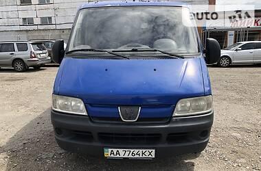 Мікроавтобус вантажний (до 3,5т) Peugeot Boxer груз. 2005 в Києві