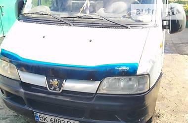 Peugeot Boxer пасс. 2003 в Ровно