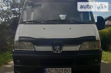 Peugeot Boxer пасс. 2006 в Нововолынске