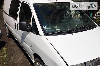 Легковой фургон (до 1,5 т) Peugeot Expert груз.-пасс. 2003 в Львове