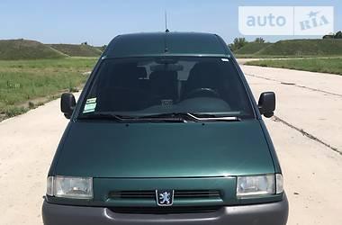 Минивэн Peugeot Expert груз.-пасс. 2001 в Белой Церкви