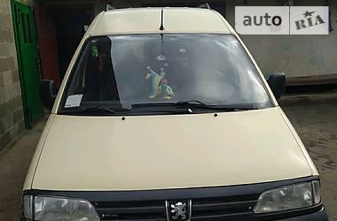 Легковий фургон (до 1,5т) Peugeot Expert груз.-пасс. 1999 в Дубні