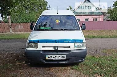 Легковий фургон (до 1,5т) Peugeot Expert груз.-пасс. 2001 в Лозовій