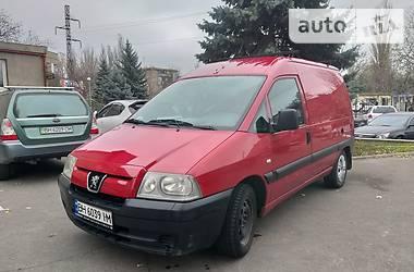 Легковой фургон (до 1,5 т) Peugeot Expert груз. 2006 в Одессе