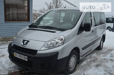 Peugeot Expert пасс. IDEAL 2009