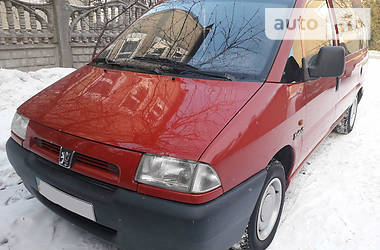 Peugeot Expert пасс. 1998 в Ивано-Франковске