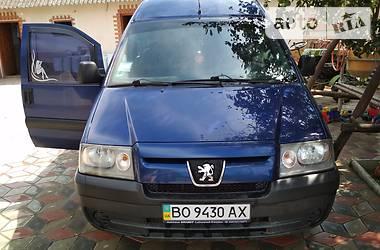 Peugeot Expert пасс. 2006 в Тернополе