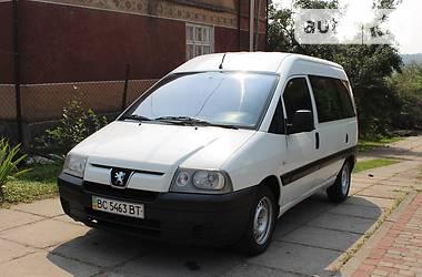Peugeot Expert пасс. 2005 в Львове