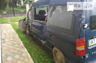 Peugeot Expert пасс. 2003 в Ивано-Франковске
