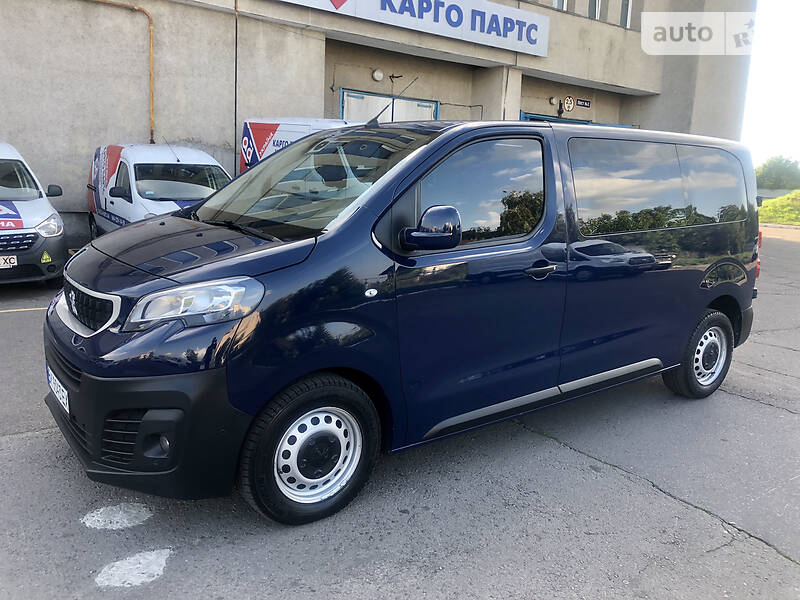 Peugeot Expert пасс. 2016 в Ровно