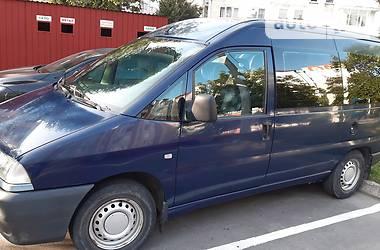 Peugeot Expert пасс. 2002 в Тернополі