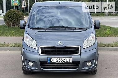 Легковой фургон (до 1,5 т) Peugeot Expert пасс. 2013 в Одессе