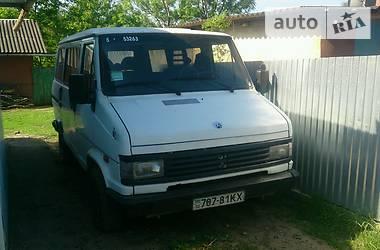 Peugeot J5 пасс. 1993 в Ивано-Франковске