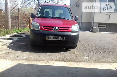 Peugeot Partner груз. 2003