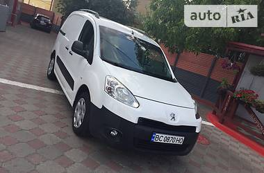 Peugeot Partner груз. 2013 в Львове