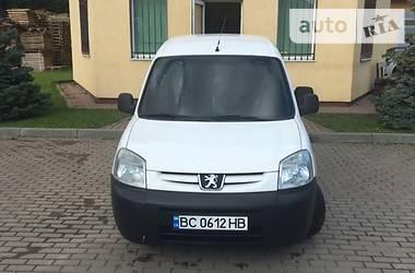 Peugeot Partner груз. 2004 в Львове