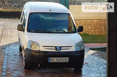 Peugeot Partner груз. 2007 в Волочиске