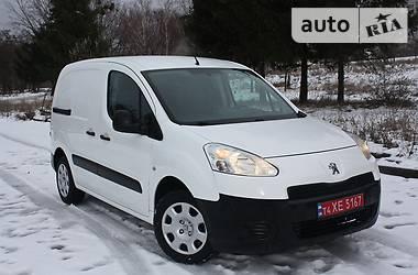 Peugeot Partner груз. 66 kwt