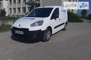 Peugeot Partner груз. 2014 в Шумске